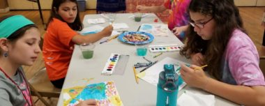 Exploring Music and Art Camp